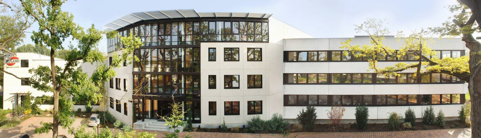 Hauptgebäude Ruland Engineering & Consuling