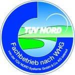 Logo TÜV Nord WHG