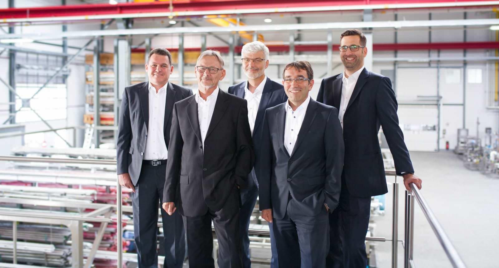 Foto Jürgen Kutzer, Eugen Blaski, Bernhard Scheller, Mathias Nauerth, Florian Klein