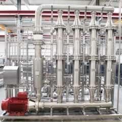 Foto Filtrationsanlage für Proteine