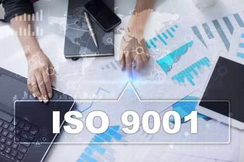 Zdjęcie ISO 9001