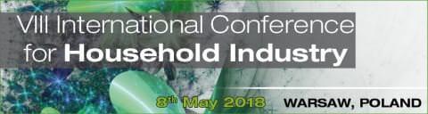 Baner VIII Międzynarodowej Konferencji Chemii Gospodarczej