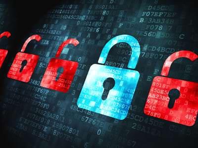 Bezpieczeństow danych; Kłódki