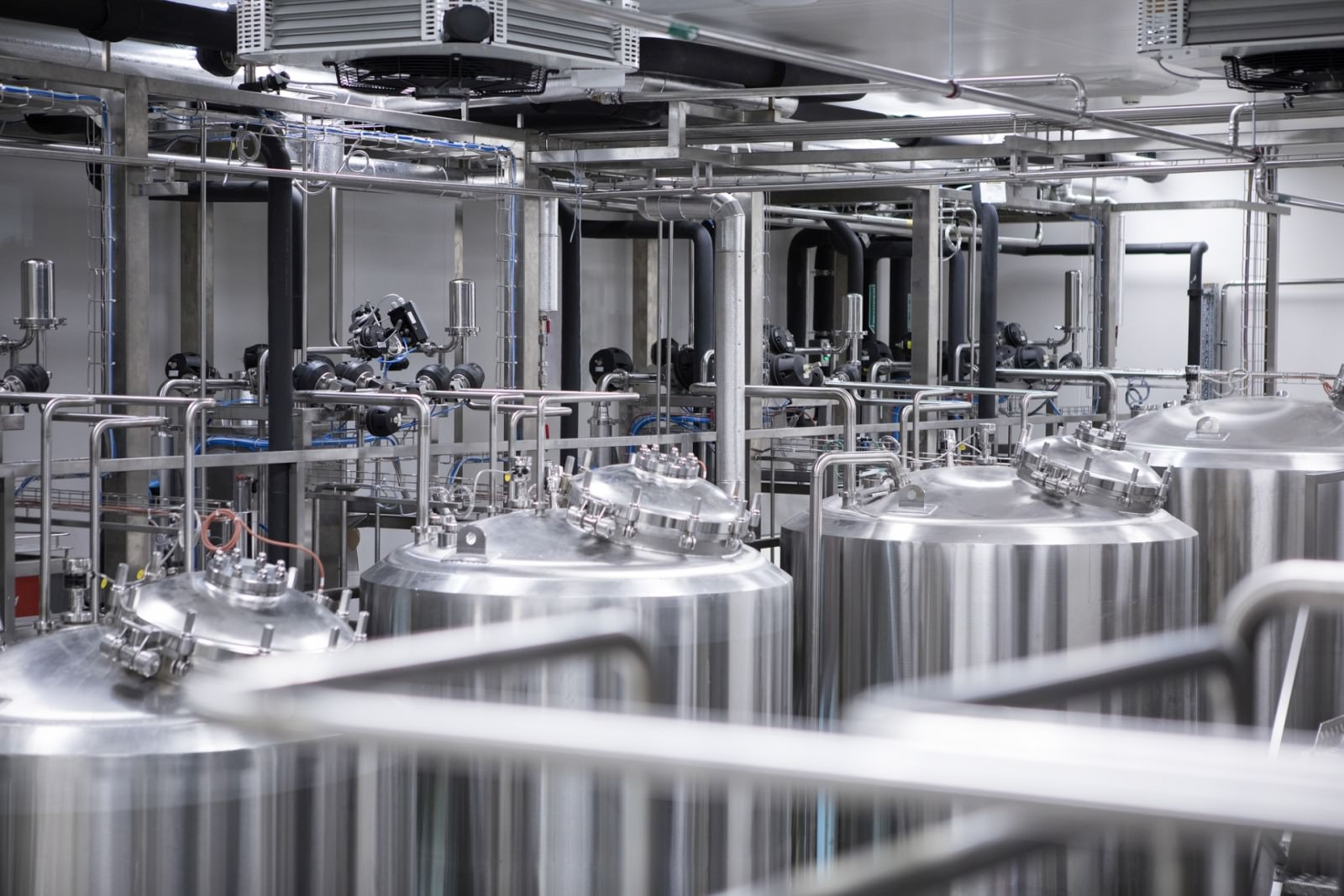 photo storage tanks buffer for immunglobulin