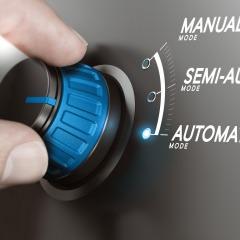 Zdjęcie automatyzacji procesu produkcyjnego