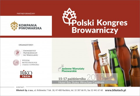 Logo brewer congress Poland 2018