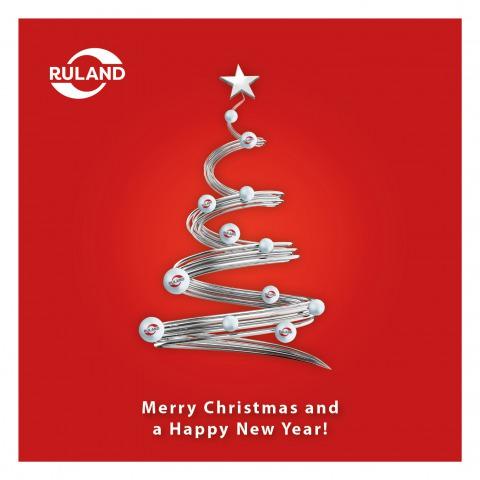 Icon Christmas greetings 2018 English