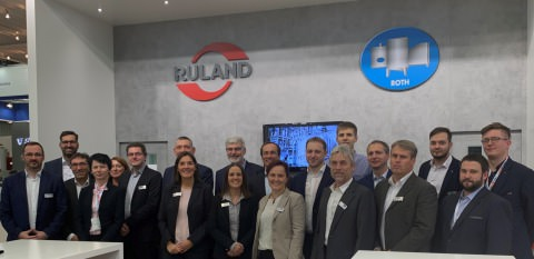Ruland Team at BrauBeviale 2019